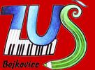 Web ZUŠ Bojkovice - odkaz na domovskou stránku