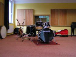Nahrávací studio ZUŠ